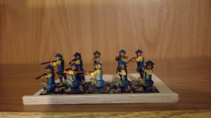 First of Skenticus's Japanese Missile Troops.